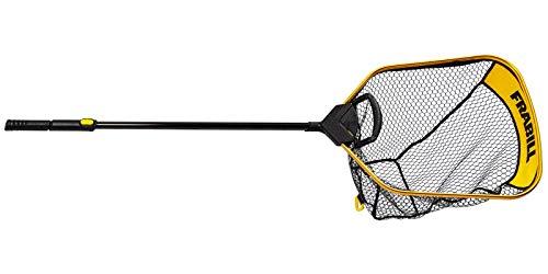 Frabill Power Extend 2427 Fishing Net Landing Net with built in Light