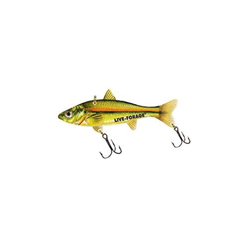 Northland Tackle Fish Fry Minnow Trap Fishing Jig Glow Dace Chub 14-Ounce