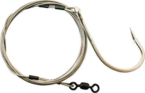 hooks Calcutta CSHK110 Shark Rig 110 Fishing with 480 lb Cable