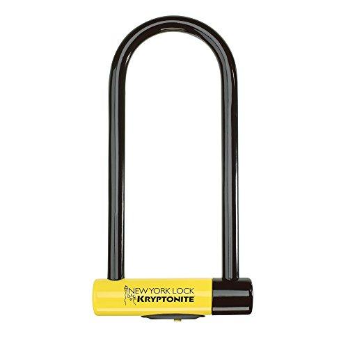 Kryptonite New York LS Heavy Duty Bicycle U Lock Bike Lock