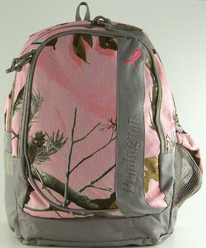 Remington Hunting Camo Backpack Girls Pink – Realtree Hardwoods HD