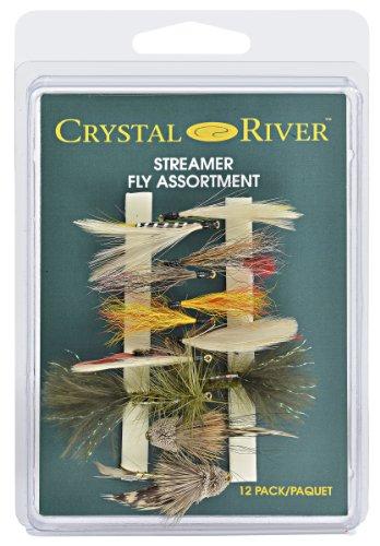 Crystal River Streamer Fly Assortment