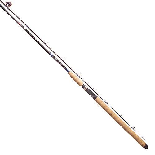 TICA Salmon Steelhead Rod Black 79-Feet15-50-Pound