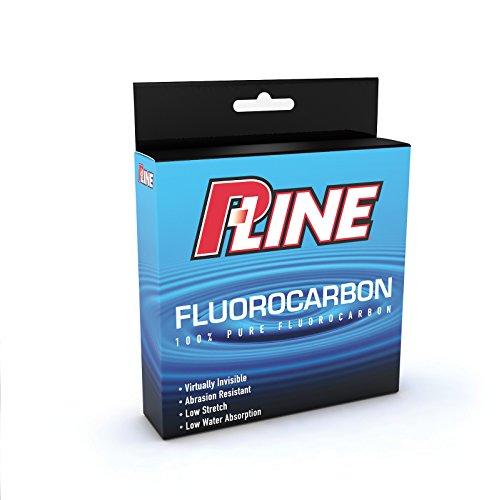 P-Line Soft Fluorocarbon Filler Spool 250-Yard 8-Pound