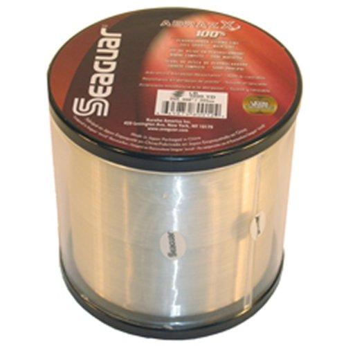 Seaguar Abrazx 100 Fluorocarbon 1000 Yard Fishing Line 10-Pound