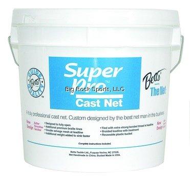 Betts 19-10 Super Pro Mono Cast Net