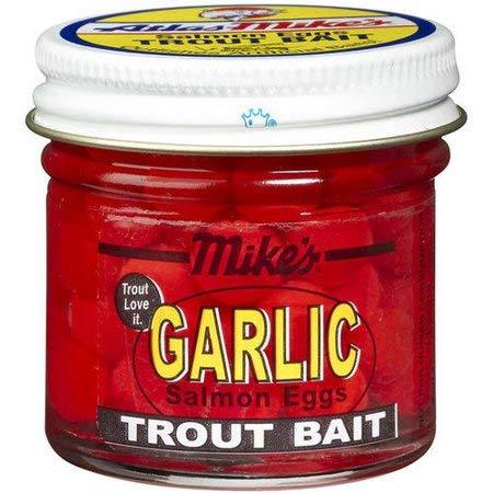 Mikes Garlic Eggs