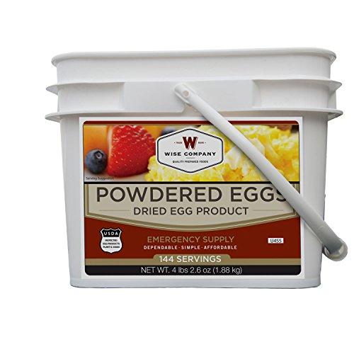 Wise Foods Powdered Eggs 144 Servings