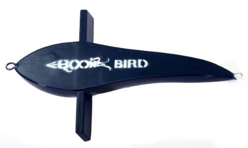 Boone Unrigged Bird Teaser Blue 9 12-Inch