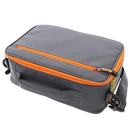 river peak Fly reel bag shoulder handbag type 3-10 6 reel