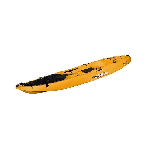 Malibu Kayaks X-Caliber Fish and Dive Kayak Mango