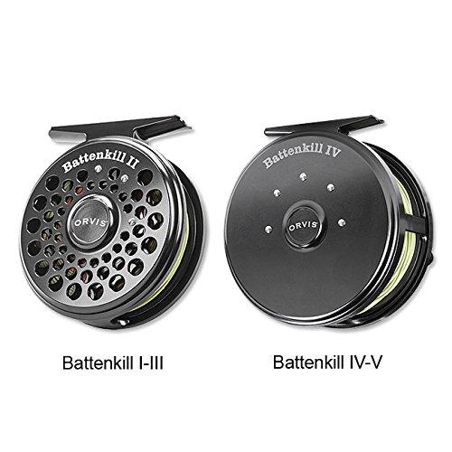 Orvis Battenkill Fly Reels Ii 3-5 Wt