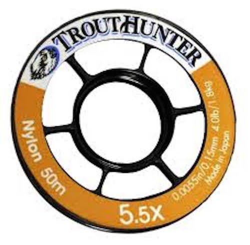 Trouthunter Nylon Tippet 50m 0X