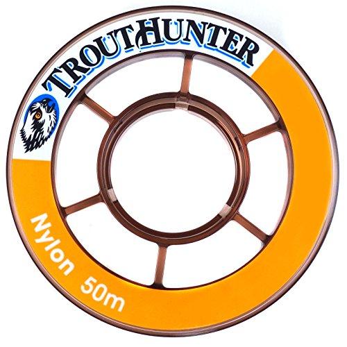 Trouthunter Nylon Tippet 50m 4X