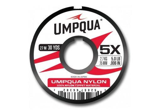 Umpqua Nylon Tippet 30yd 5X