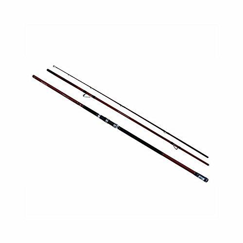 Daiwa TNBA33-405G Tournament Ballistic Surf Rod 133 Length 3Piece Rod 17-40 lb Line Rating Heavy Power