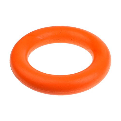 MagiDeal Rubber Emergency Floating Ring Buoy Bracelet Buckle for Life Saving Rope Water Rescue Diving Spearfishing