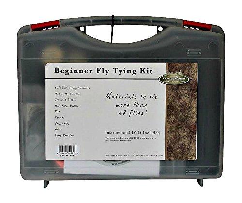 Jed Welsh Fishing Basic Fly Tying Kit
