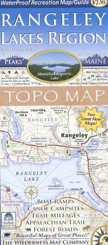 Rangeley Lakes Wtrprf Mapgd