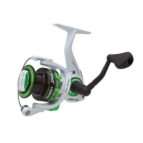 Lews Fishing MH300 Lews Fishing Mach 1 Speed Spin Series Reel 32 Ipt 62 1 Gear Ratio 91 Bearings