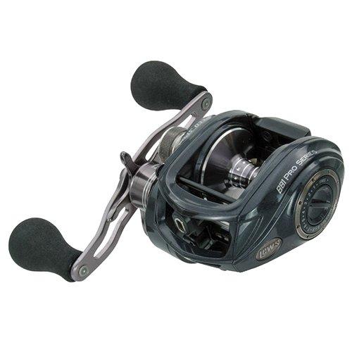 Lews Fishing PRS1SHZ Right Hand Lews BB1 Pro Speed Spool Series Reel 31