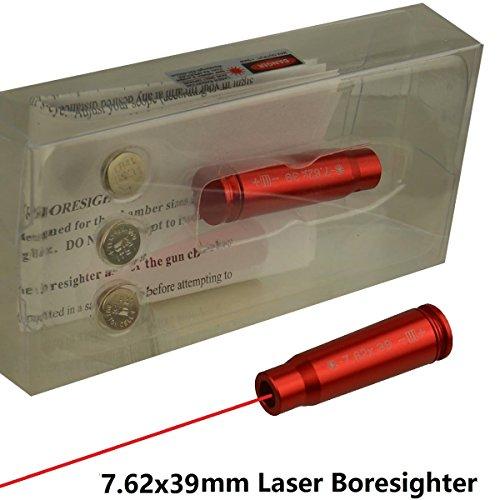 762 x 39 mm Caliber Cartridge Laser Bore Sighter Boresighter