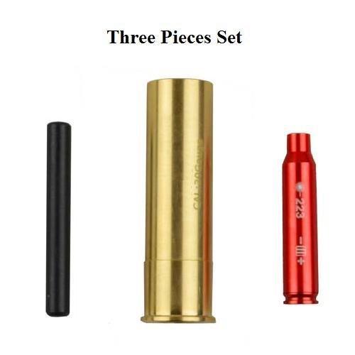 GRG 223 556x45mm Caliber Cartridge Laser Bore Sighter Boresighter  20 Gauge GA Arbor Sleeve