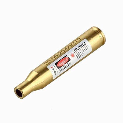 MAYMOC 30-06 Springfield 762x63mm Caliber Cartridge Laser Bore Sighter Boresighter