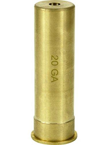 PROSUPPLIES -- AIM SPORTS 20-Gauge Cartridge Laser Bore Sighter Bronze