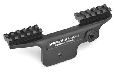 Springfield Armory M1A Generation 4 Scope Mount Matte Black