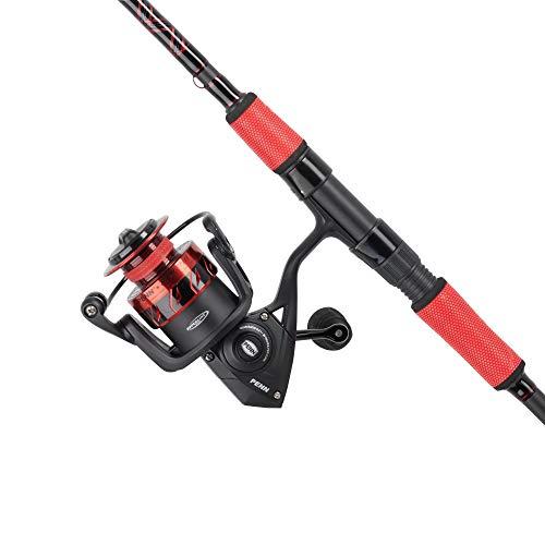 PENN Fierce III LE Spinning Reel and Fishing Rod Combo - FRCIII3000LE701ML