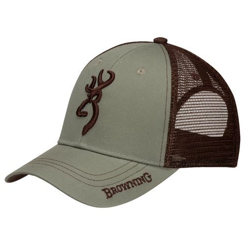 Browning 308181541 Cache Cap SageBrown
