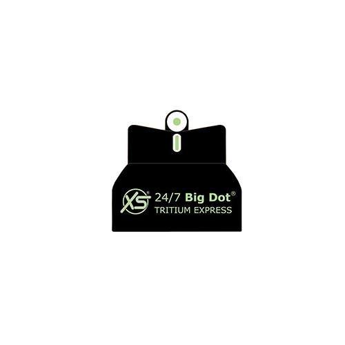 XS Sight Systems CZ-0002S-5 247 Big Dot Tritium Express Sight Set for CZ 75 85