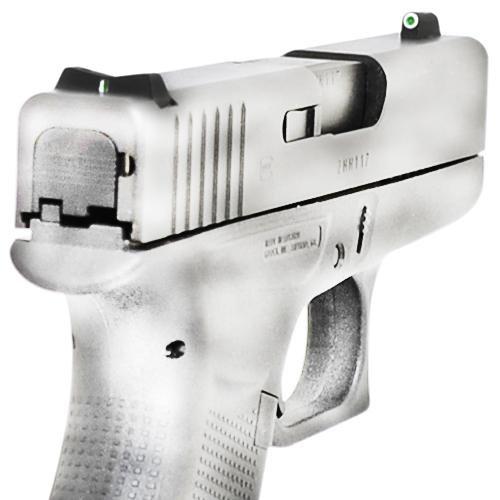 XS Sight Systems GL-0003S-6 Standard Dot Tritium Express Sight Set for Glock 4243