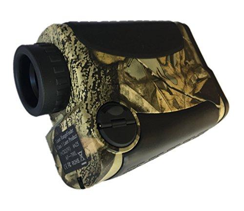Ade Advanced Optics Golf Rangefinder Hunting Range Finder with PinSeeker Laser Binoculars Camouflage