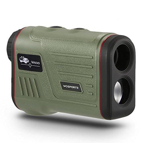 Hunting Rangefinder Laser Range Finder for Hunting with Ranging and Speed 600 Yards