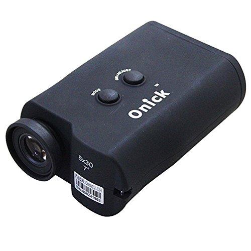 Onick 2000LH Laser RangefinderLaser Rangefinder for Hunting and Golf with Laser Range Speed Measurement