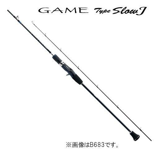SHIMANO Rod Game Type Throw J B685