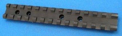 EGW Remington 660600 Mohawk Picatinny Rail Scope Mount 0 MOA