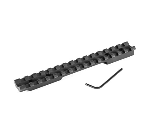 Evolution Gun Works Winchester XPR Short Action Picatinny Rail Scope Mount 0 MOA Ambidextrous