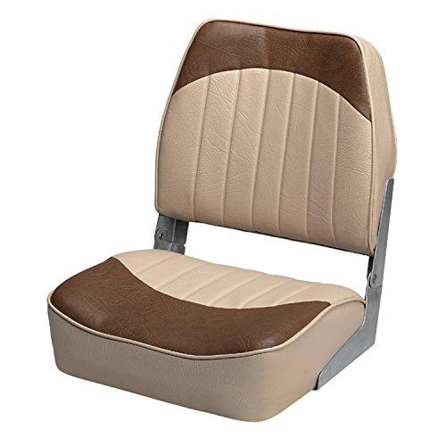 Wise 8WD734PLS-662 Low Back Boat Seat SandBrown