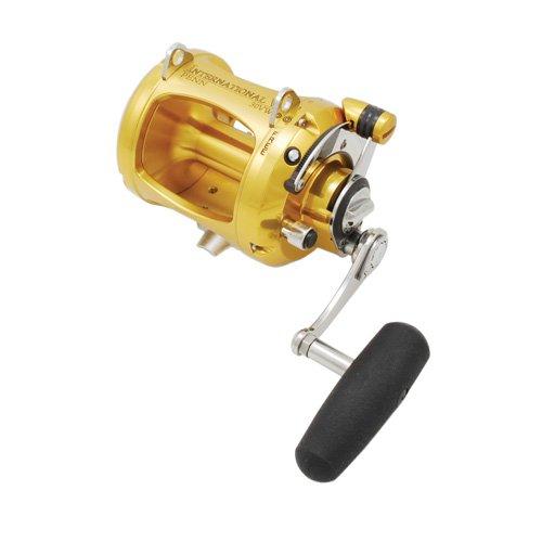 Penn International 30VW Single Speed Reel - Gold