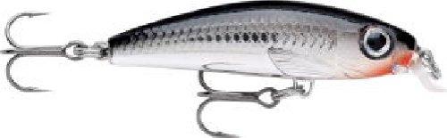 Rapala Ultra Light Minnow 06 Fishing lure 25-Inch Chrome