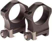 Nightforce Optics 1265 Intermediate Ultra Light Titanium Alloy Ring Set for 30mm Scopes