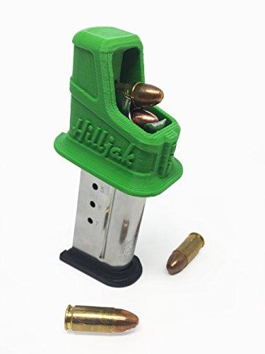 Hilljak Sig Sauer P938 P239 9mm Single-Stack Magazine Loader Speed Loader - Hunter Green