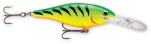 Rapala Shad Rap 09 Fishing lure 35-Inch Firetiger