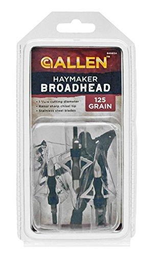 Allen Company Haymaker 125-Grain Broadhead