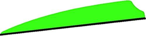 Q2i Archery Fusion X-Ii 4 Neon Green Vanes