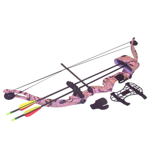 SA Sports Youth Majestic Recurve Compound Bow Set
