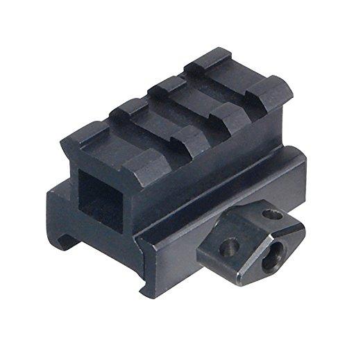 UTG Med-pro Compact Riser Mount 083 High 3 Slots